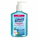 Purell Advanced Hand Sanitizer, Pump Ocean Kiss