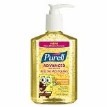 Purell Advanced Hand Sanitizer, SpongeBob Splash