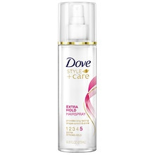 Dove STYLE+care Strength & Shine Hairspray