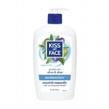 Kiss My Face Ultra Moisturizer Olive & Aloe