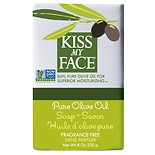 Kiss My Face Bar Soap Pure Olive Oil, Fragrance Free
