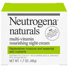 Multivitamin Nourishing Night Cream