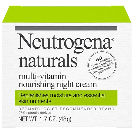 Neutrogena Naturals Multivitamin Nourishing Night Cream