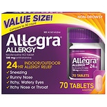 Allegra Allergy Tablets 24 Hour