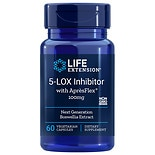 Life Extension 5-LOX Inhibitor with ApresFlex 100mg, Veggie Caps