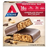 Atkins Advantage Meal Bars, 5 Chocolate Peanut Butter