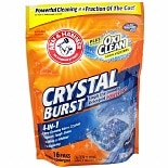 Toss 'N Done Laundry Detergent Power Paks 20 PackClean Burst