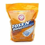 Arm & Hammer Toss n' Done Single Use Laundry Detergent Power Paks