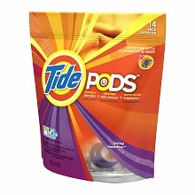 PODS Detergent Spring Meadow 14 Loads