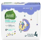 Save 10% on Seventh Generation diapers.