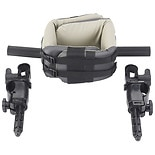 Drive Medical Trekker Gait Trunk Support Small Green