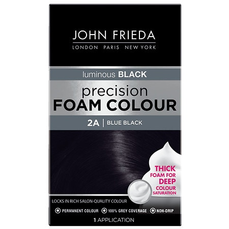 John Frieda Precision Foam Color Precision Foam Colour