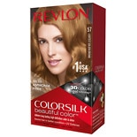 Revlon Colorsilk Beautiful Color Lightest Golden Brown 57