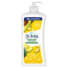 St. Ives Body Lotion Daily Hydrating Vitamin E
