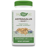 Nature's Way Astragalus Root, Veggie Capsules