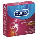 Durex Performax Intense Condoms