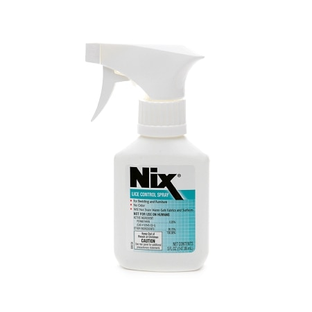 Nix Lice Control Spray