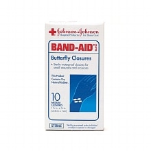 Band-Aid Butterfly Closures Medium