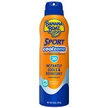 Banana Boat Sport Performance Sport Performance Coolzone Continuous Spray Sunscreen