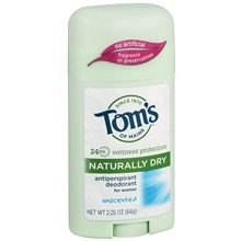 Tom's of Maine Naturally Dry Antiperspirant Unscented