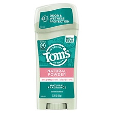 Tom's of Maine Naturally Dry Antiperspirant Powder