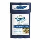 Tom's of Maine Men's Long Lasting Deodorant Mountain Spring