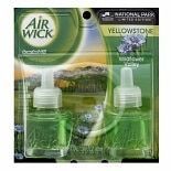 Air Wick Scented Oils Limited Edition National Park Series Twin RefillYellowstone Wildflower Valley