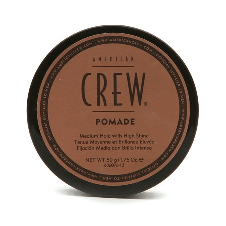 American Crew Pomade, Medium Hold with High Shine