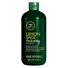 Lemon Sage Thickening Shampoo, 10.14 oz