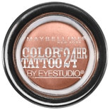 Maybelline Eye Studio Color Tattoo Eyeshadow Bad to The Bronze