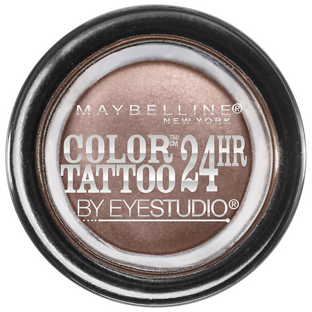 Maybelline Eye Studio Color Tattoo Eyeshadow Tough As Taupe