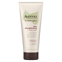 Aveeno Active Naturals Positively Ageless Skin Strengthening Body Cream