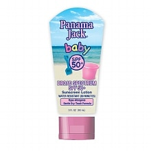 Panama Jack Baby Sunscreen Lotion, SPF 50