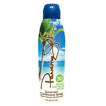 Panama Jack Continuous Clear Sunscreen Spray, SPF 30