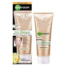 Skin Renew Miracle Skin Perfector Beauty Balm (B.B.) Cream, Light/Medium