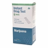 DrugConfirm Instant  Drug Test Kit, Marijuana