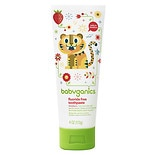BabyGanics Fluoride Free Toothpaste Strawberry