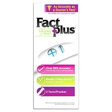 Fact Plus Fact Plus Pregnancy Test