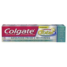 Colgate Total Advanced Fresh + Whitening Toothpaste Gel Fresh
