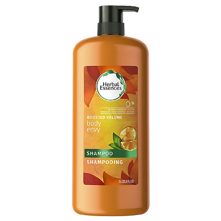 Herbal Essences Body Envy Volumizing Hair Shampoo with Pump