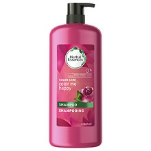 Herbal Essences Color Me Happy Hair Shampoo for Color-Treated Hair with Pump