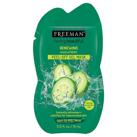 Freeman Feeling Beautiful Peel-Off Mask Cucumber