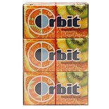 Orbit Sugar Free Gum Tropical Remix