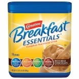 Carnation Breakfast Essentials Complete Nutritional Drink, Powdered Rich Milk Chocolate