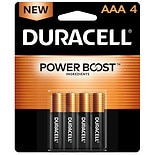 Duracell Coppertop Alkaline Batteries AAA