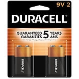 Coppertop Alkaline Batteries 9V