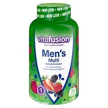 Men's Daily Multivitamin Gummy