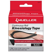 Kinesiology Tape, Black