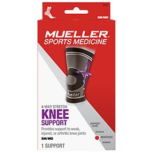 Mueller Sport Care 4-Way Stretch Knee Support