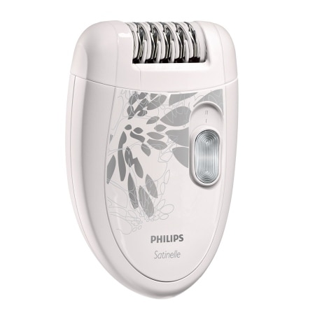 Philips HP6401 Satinelle Epilator White/Gray